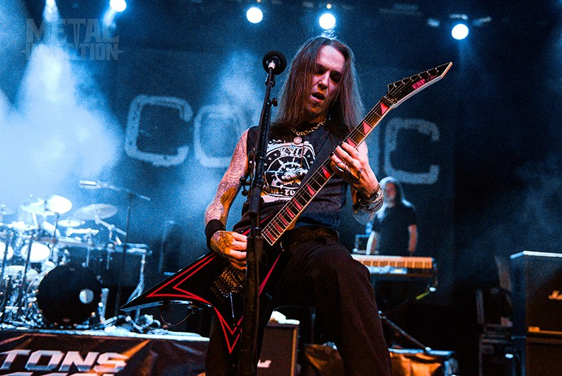 Family of CHILDREN OF BODOM's Alexi Laiho Accuse Ex-Wife ofDelaying His Burial, Call Her Out for Sharing His Cause ofDeath