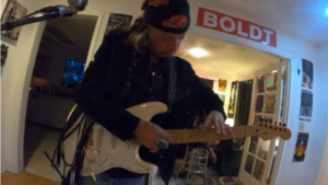 Randy Hansen(Jimi Hendrix) – Voodoo Chile
