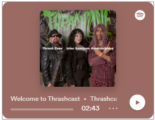 Thrashcast Podcast Trailer